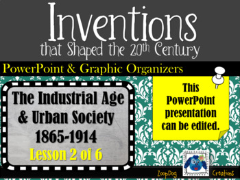 Inventions that Shaped the 20th Century