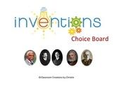 Inventor Choice Board