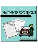 Inventor Investigation - Mary Anderson