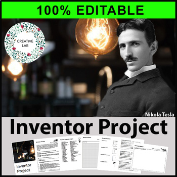 Inventor Project - 100% Editable