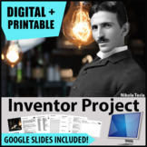 Inventor Project - PBL - STEM - Distance Learning