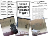 Inventor Research Project