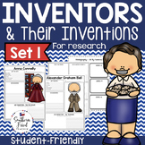 Inventor Research Project Posters - Set One
