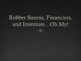 Inventor and Industrialist Powerpoint
