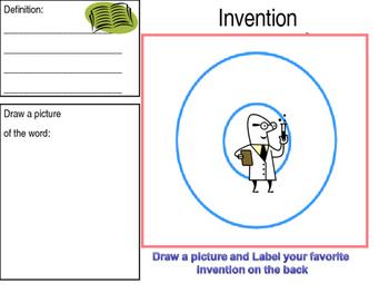 Inventor dictionary skills