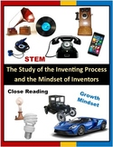 Inventors Who Changed the World:  The Study of Thomas Edison and Henry Ford