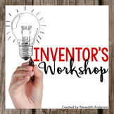 Inventor's Workshop - Be an Inventor!