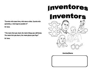 Inventors (Spanish/ English)