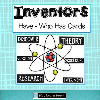 Inventors I Have Who Has