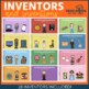 Inventors and Inventions: Passages for STEM