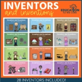 Famous Inventors and Inventions | Passages for STEM | Biographies