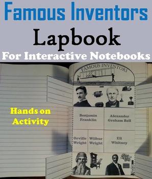 Famous Inventors Activity
