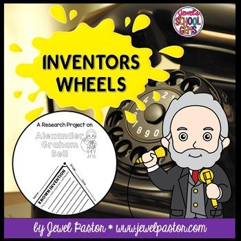 Inventors Activities (Inventors Research Wheel)