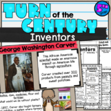 Inventors 5th Grade SS5H1 Edison, Bell, Carver,Wright Brothers