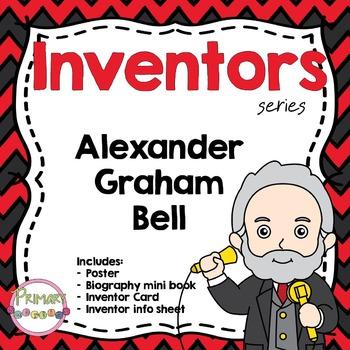 Inventors - Alexander Graham Bell