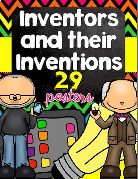 Inventors And Inventions Research Project Activity By