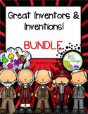 Inventors Booklets {BUNDLE}
