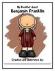 Inventors Booklets {Benjamin Franklin}