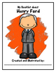 Inventors Booklets {Henry Ford}