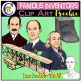 Inventors Clip Art FREEBIE