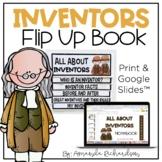 Inventors Flip Up Book