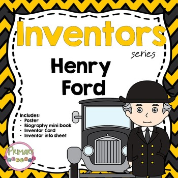 Inventors - Henry Ford