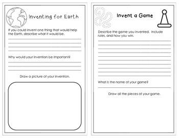 Inventor's Journal
