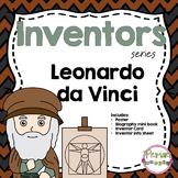 Inventors - Leonardo da Vinci