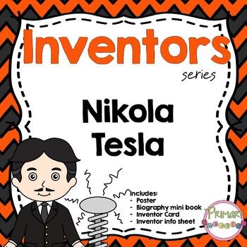 Inventors - Nikola Tesla
