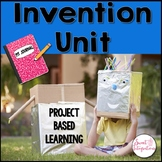 PROJECT BASED LEARNING INVENTIONS - Creative Process of Inventing For Grades 3-5