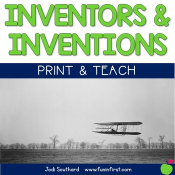 Inventors - Print and Teach