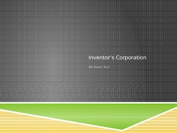 Inventor's Project