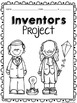 Inventor's Project {Directions, Pictures, and Rubric Included}