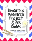 Inventors QR Codes for Research