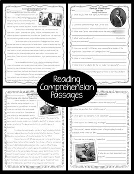 Inventors and Inventions Reading Passages