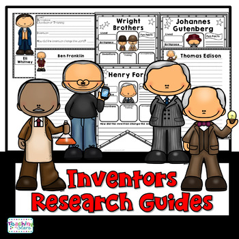 Inventors Research Packet