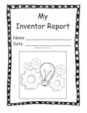 "Inventors Research Project ""Invention Convention"""