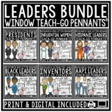 Famous Inventors and Inventions Research Project Brochures