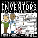Digital Famous Inventors and Inventions Research Google Classroom