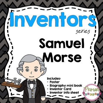 Inventors - Samuel Morse
