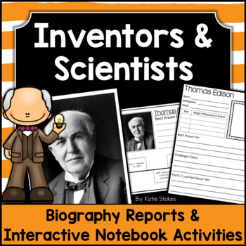 Inventors & Scientists - Biography Research Project