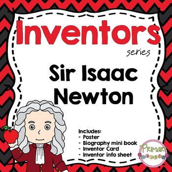 Inventors - Sir Isaac Newton