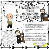 Inventors That Changed Our World!