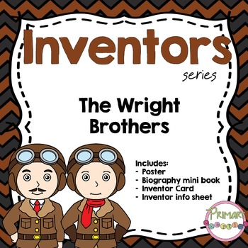 Inventors - The Wright Brothers