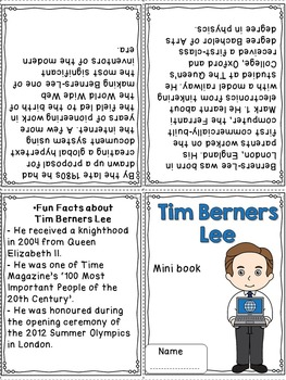 Inventors - Tim Berners Lee
