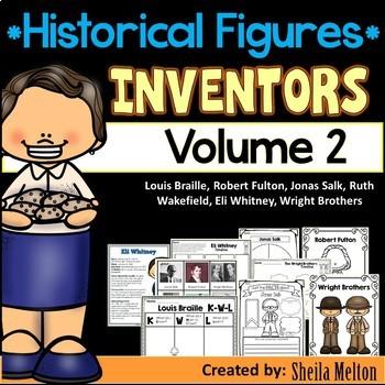 Inventors Volume 2