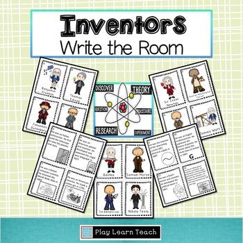 Inventors Write the Room
