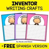 Inventor Writing Activity Crafts