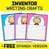 Writing Crafts - Inventor Activities