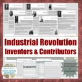Inventors and Contributors to the Industrial Revolution Ac